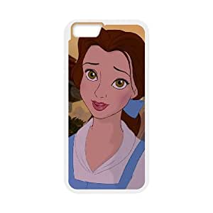 Disney Belle's Magical World Character Crane iPhone 6 4.7 Inch Cell Phone Case White Iggon