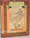 img - for A MIDSUMMER NIGHT'S DREAM by William Shakespeare book / textbook / text book