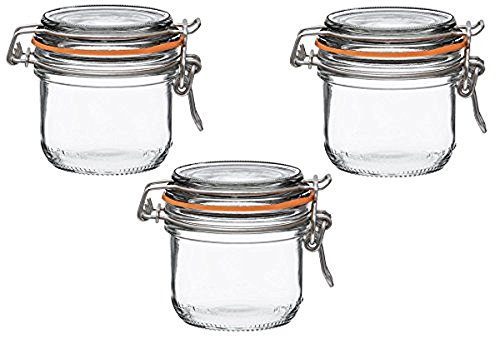 Le Parfait French Super Terrine Wide Mouth Jar