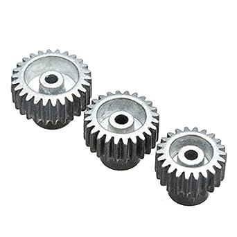 Amazon com: Ochoos Brand New Motor Gear Set for FY-01/FY-02/FY-03 1