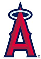 MLB Los Angeles Angels of Anaheim 8-Inch Logo Magnet