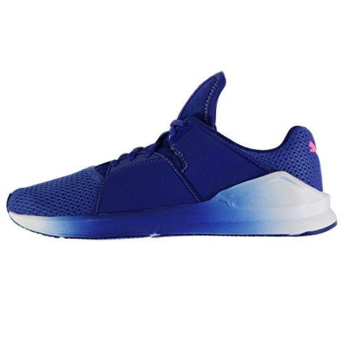 Shoes Bleu femme faible rose pour à de Jogging Chaussures Puma Fierce Sneakers Baskets Run pied Official course FqPxdtgvFw