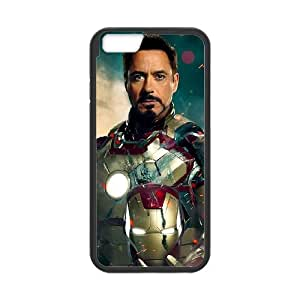 Iron Man iPhone 6 4.7 Inch Cell Phone Case Black MSY172611AEW