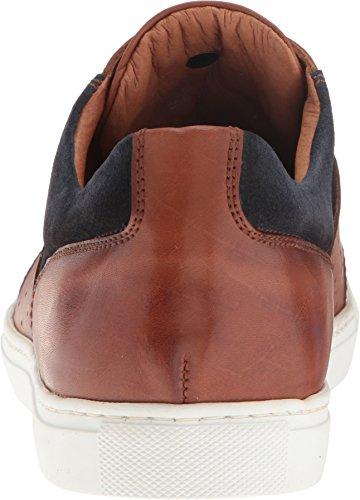 Kenneth Cole New York Mens Premier Moda Sneaker Cognac
