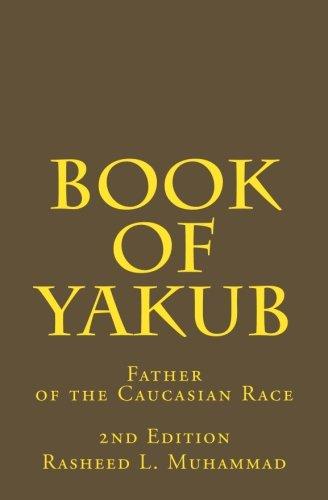 Book Yakub Father Caucasian People product image