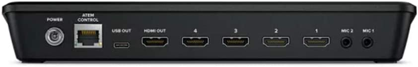 Blackmagic Design ATEM Mini Pro HDMI Live Stream Switcher: Home Audio & Theater