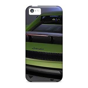 Premium Lambo Gallardo 24 Heavy-duty Protection Case For Iphone 5c