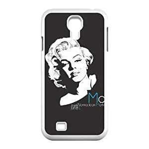 C-EUR Customized Marilyn Monroe Pattern Protective Case Cover for Samsung Galaxy S4 I9500