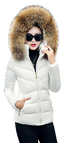 Femme Hiver Jacket Fille Automne Court Parka Veste Manteau Ghope dYXxCqd