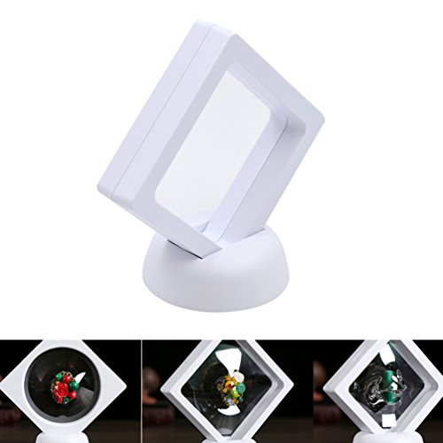 Display Jewelry Stand Ring Pendant - Membrane Jewelry Display Stand Floating Pendant Ring Holder 1 Pc