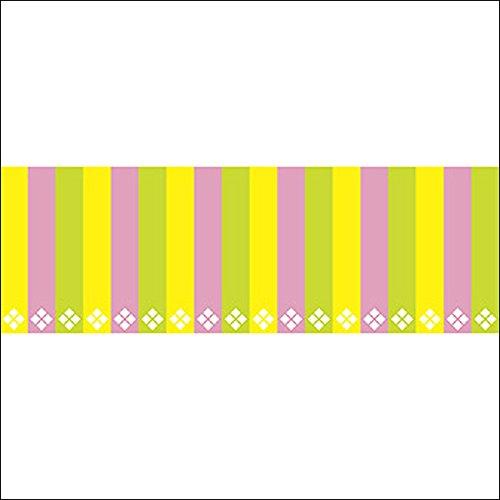 ひな祭り装飾 ビニール幕(お雛柄) W60cm×50M / ディスプレイ 飾り 雛祭り  5056   B0796N3876