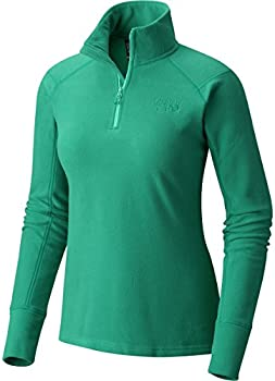 Mountain Hardwear Womens Microchill 2.0 Zip Pullover