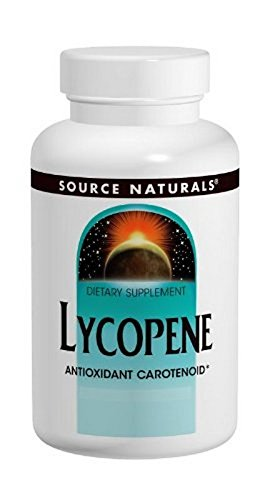 Source Naturals Lycopene 5mg Antioxidant Carotenoid 60 Softgels Discount