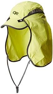 Outdoor Research Sun Runner Cap, Chartreuse, Small