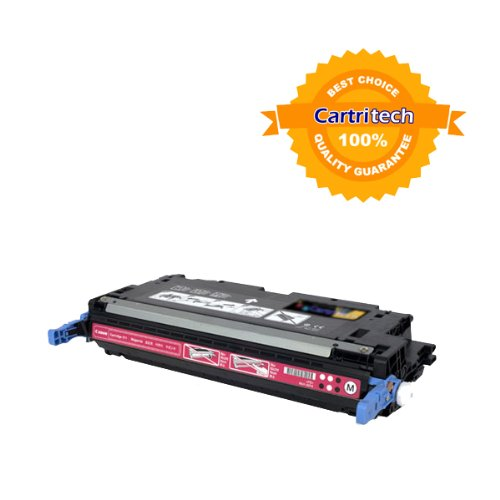 Cartritech reManufactured HP Q6473A / Canon 117 Magenta Toner Cartridge High Yield for HP LaserJet 3600 3600n 3600dn and Canon imageCLASS MF8450c Color Laser Printer (2576B001AA), Office Central