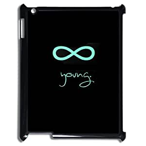 Infinite Young iPad2,3,4 Hard Back Case, Infinite Young Personalized Cover Case, iPad2,3,4 Customized Case