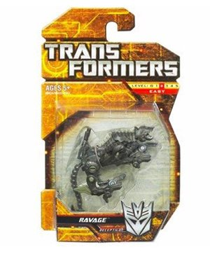 Transformers Hunt for the Decepticons Hasbro Legends Mini Action Figure Ravage