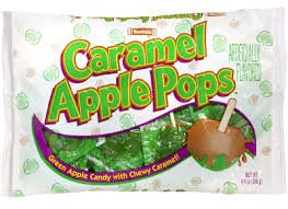 Tootsie Caramel Apple Pops 8 count 5 oz (2 (Caramel Apple Pops)