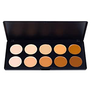 Coastal Scents Professional Camouflage Concealer Palette by Coastal Scents