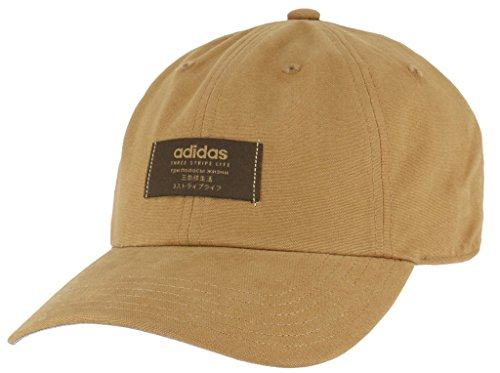 adidas Men's Impulse Relaxed Adjustable Cap, Med Beige, One Size