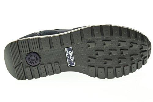 IGI & CO 57134/00 Mann niedrige Turnschuhe blu scuro