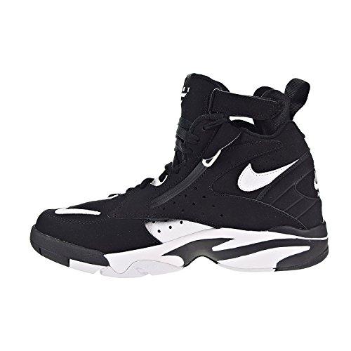 Nike Air Maestro II Ltd, Scarpe da Basket Uomo Nero (Black/White 001)