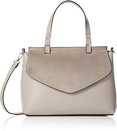 New Look Roxie Minimal Satchel, Cartables femme, Gris