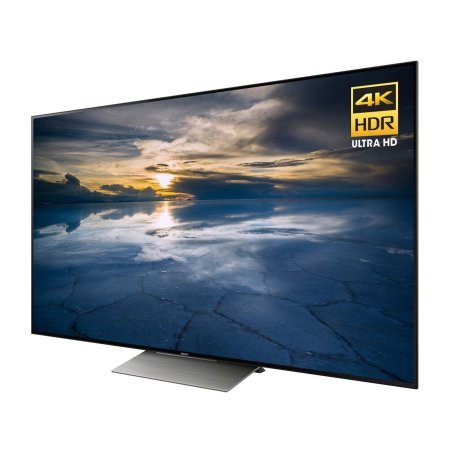 Sony XBR-75X940D 75' 4K HDR with Android TV, Dolby Digital, Dolby Digital Plus, Dolby Pulse, 110V/240V Electrical Outlet