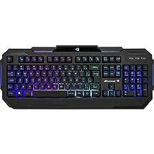 Teclado Gamer, Fortrek, Pro K1 RGB, Preto