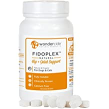 Wondercide Fidoplex Natural Joint, Hip & Muscle Support for Dogs & Cats - 90 ct