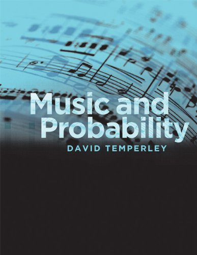 Music and Probability (The MIT Press)