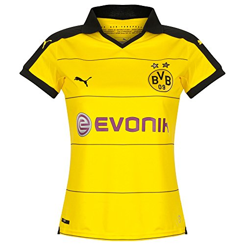 Borussia Dortmund Home Womens Jersey 2015 / 2016 – DiZiSports Store