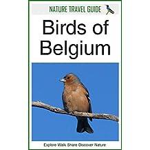 Nature Travel Guide: Birds of Belgium