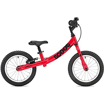 2018 Us Edition Scoot 12 Balance Bike In Red Age 3 6