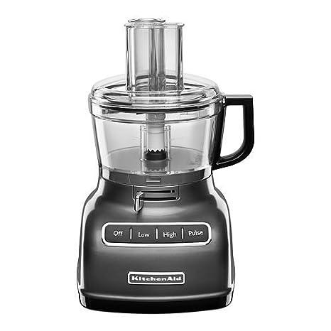 Amazon.com: KitchenAid KFP0722CU Procesador de alimentos de ...