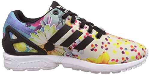 White Multicolore core Flux Black ftwr Donna core Zx Black Scarpe Adidas qxfHwvC
