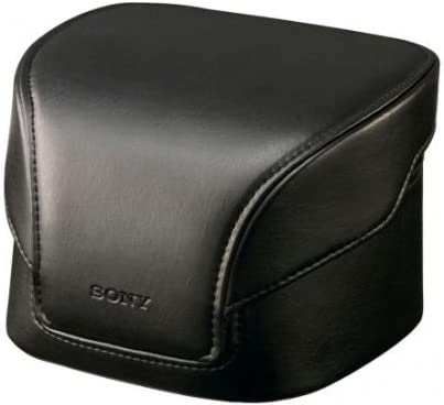 Black Sony LCS-HG Soft Carrying Case