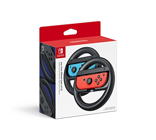 Nintendo Joy-Con Wheel (Set of 2) - Nintendo -