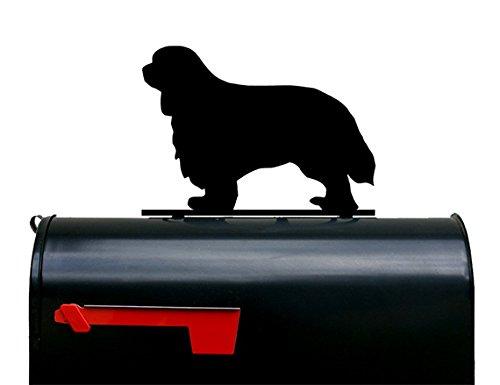 Cavalier King Charles Spaniel Mailbox Topper / Sign