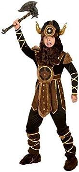 Disfraz Vikingo niño infantil para Carnaval (2-4 años): Amazon.es ...