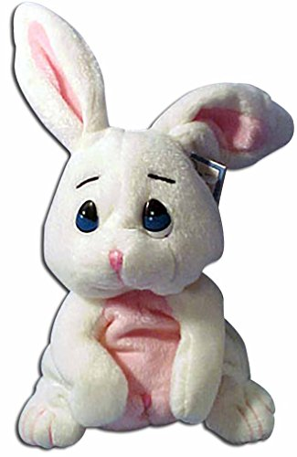 Precious Moments Precious Pals Plush Snowflake the Bunny Stuffed Animal -