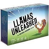 TeeTurtle Llamas Unleashed Base Game, White