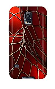9099444K15854090 Special Skin Case Cover For Galaxy S5, Popular Pictures Of Spiderman Phone Case