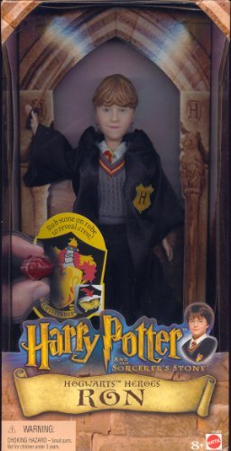 Harry Potter and the Sorcerer's Stone: Hogwarts Heroes, Ron (Hogwarts School Uniform)