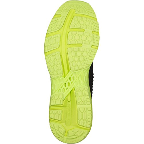 ASICS Gel-Kayano 25 Men's Running Shoe, Black/Neon Lime, 7 D(M) US by ASICS (Image #4)