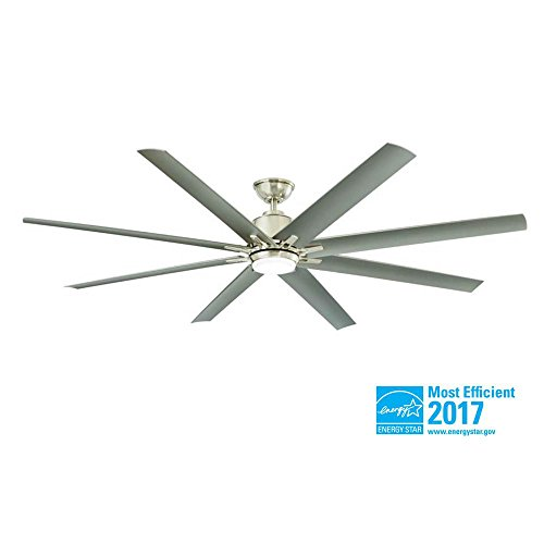 Outdoor Ceiling Fan With Led Light - 7