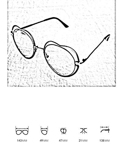 moda protección conducción de C B Color sol de sol de de UV de 100 de William 337 Gafas los hombres Gafas q4HEnaOFw