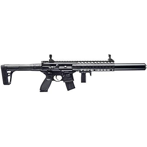 Sig Sauer MCX .177 CAL 88GR Co2 Powered (30 Rounds) Air Rifle, Black