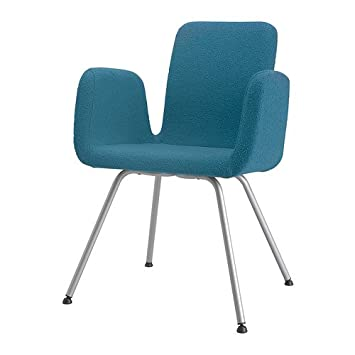 Ikea Patrik Conference Chair Ullevi Blue Amazon Co Uk
