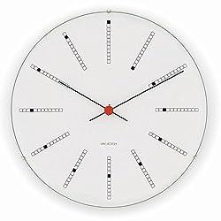 Rosendahl: Arne Jacobsen Banker's Wall Clock 8.3 - White (RD-43630)